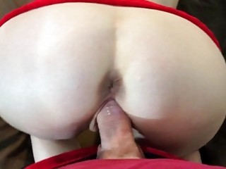 Sexy blonde with a perfect ass fucked