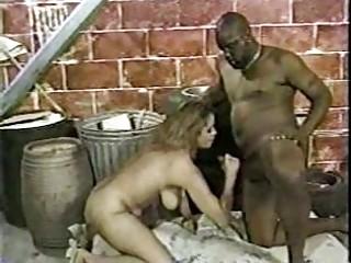 Black dude loves the taste of her Puerto Rican cunt