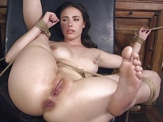 This hot couple are into BDSM