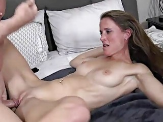 Skinny milf with small tits loves sixty nine