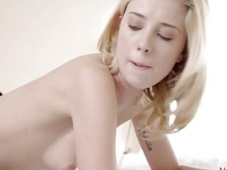 Kinky coed punished