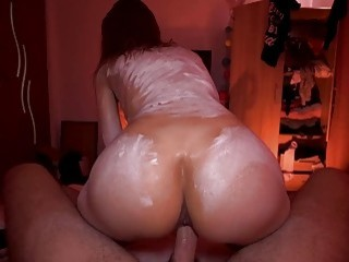 Beautiful girls love being filthy and fucking rough and hardcore