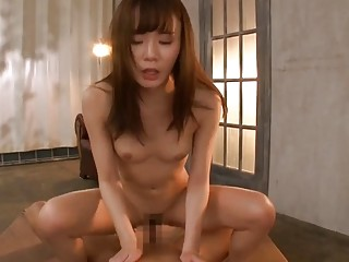 Asian babes squirt a lot and like to fuck hardcore